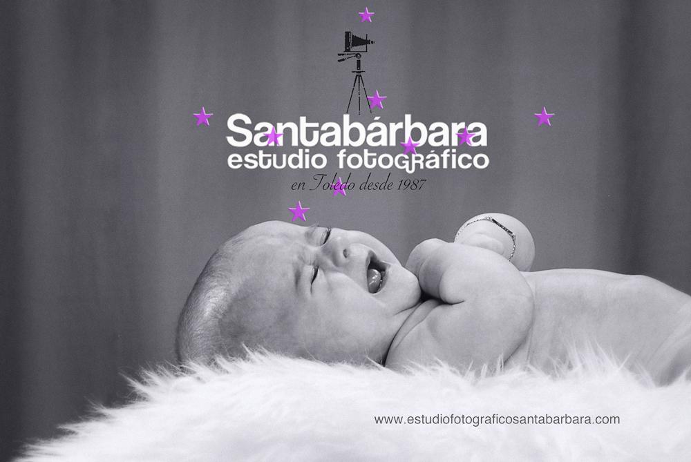Irene llanto, Estudio Fotografíco Santabárbara