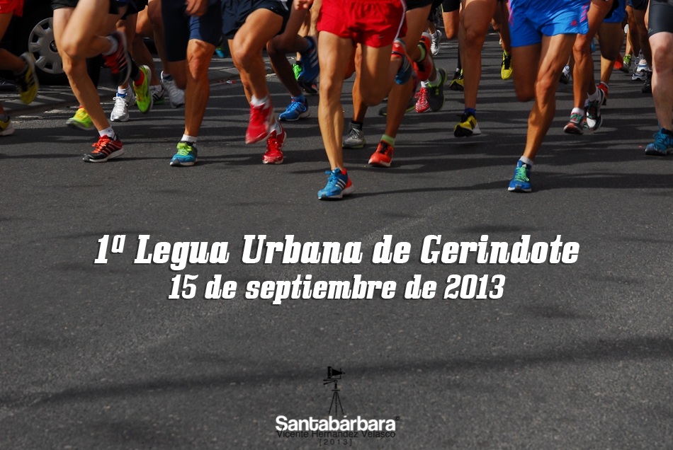 1ª Legua Urbana Gerindote (Toledo) 2013
