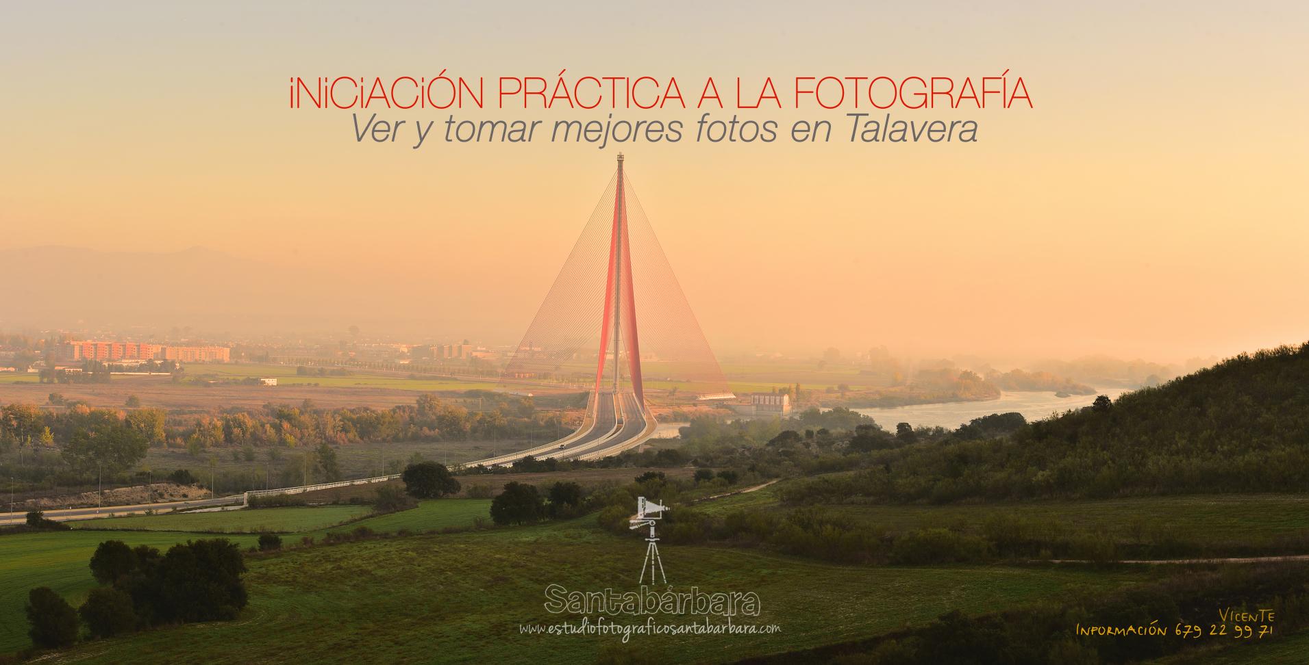 Curso de Fotografía en Talavera de la Reina   Vicente Hernández Velasco
