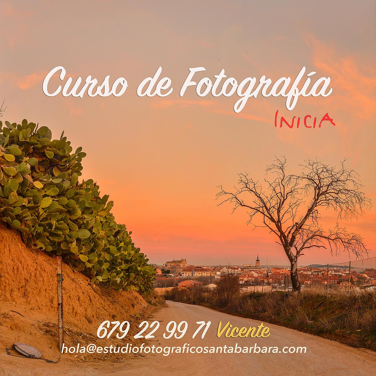 Curso Fotografía Illescas