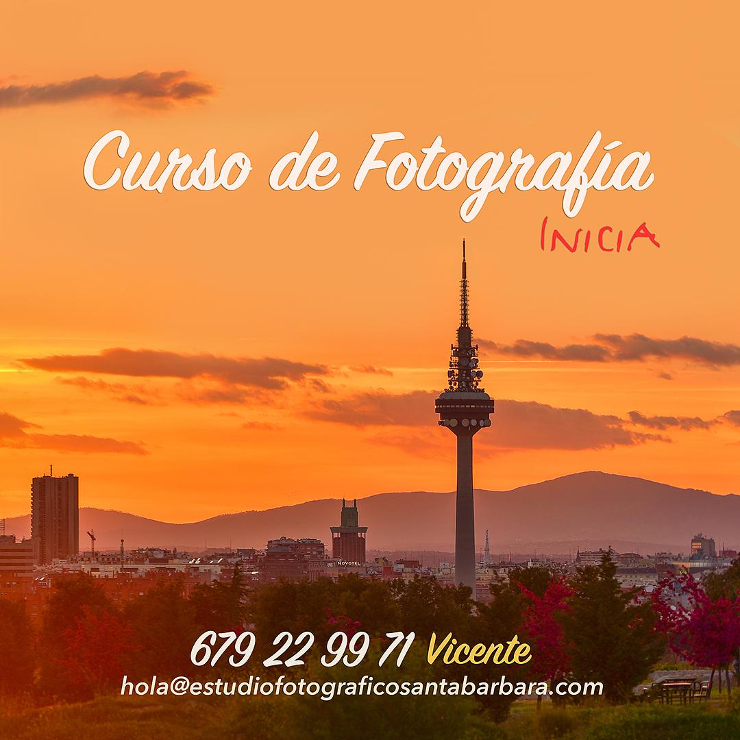 Curso Fotografía Madrid