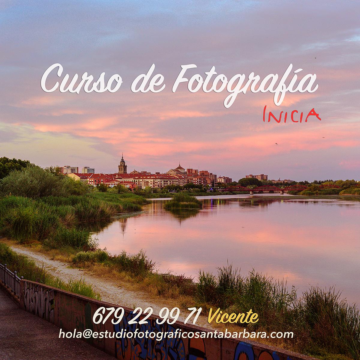 Curso Fotografía Talavera